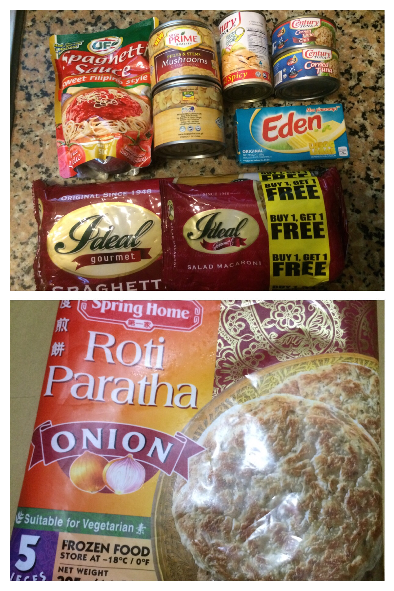 list of Halal grocery items in the Philippines manila blog